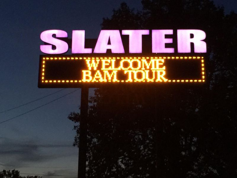 Welcome BAM Tour